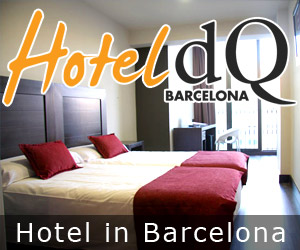 hotel in the center of Barcelona
