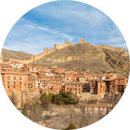 Albarracín, Aragón