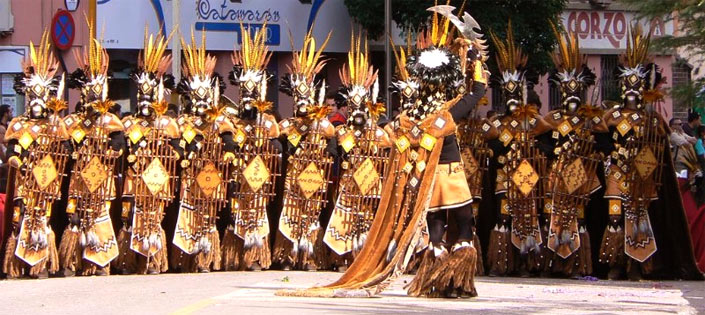 Moors and Christians Festival in Spain, Spanish Culture