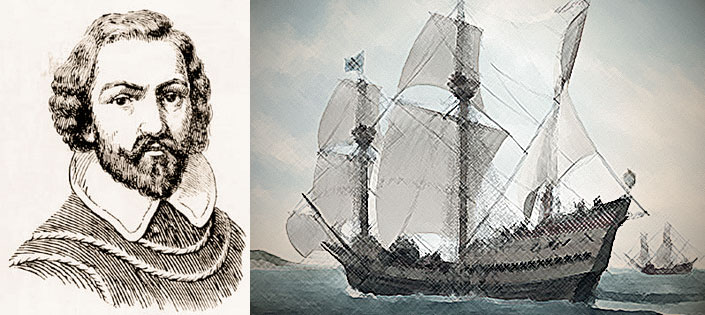 the ship that found california  spanish culture